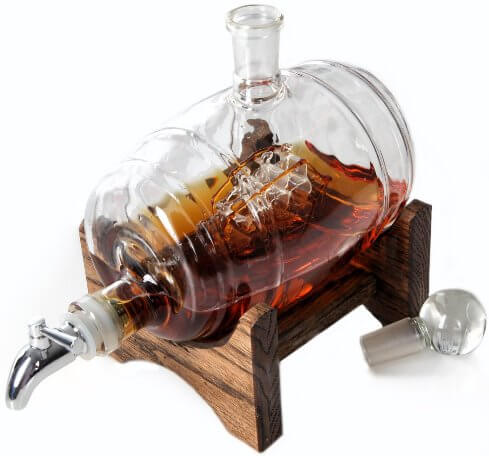Best Whiskey Decanter Set For 2018 Scotch Amp Bourbon Carafes