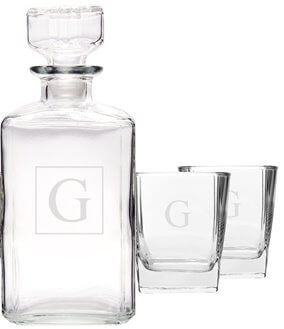 Cathy's Concepts Personalized 5-Piece Decanter Set