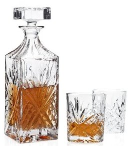 James Scott 5 PC Crystal