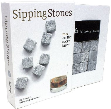 sipping rocks