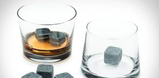 When You Have Your Whiskey On The Rocks, Do You Mean Ice Or Stones