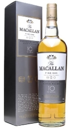 macallan fine oak 10 yo
