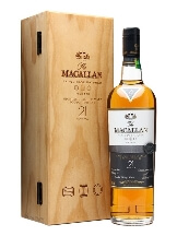 macallan fine oak 21 yo