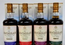 macallan travel series 1940s