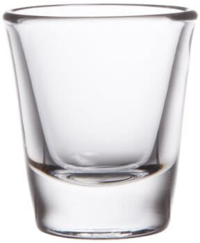 the shot glass