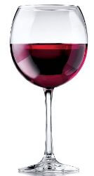 Libbey Vina Round Red Wine Goblets