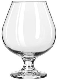 Circleware Biltmore Snifter Beer Drinking Glasses