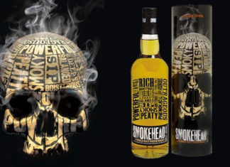 smokehead whiskey